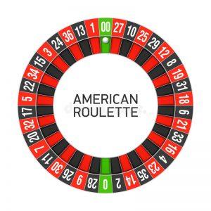 Amerikaans Roulettewiel