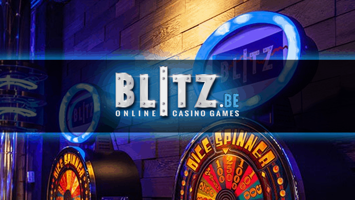 Blitz.be Online Casino