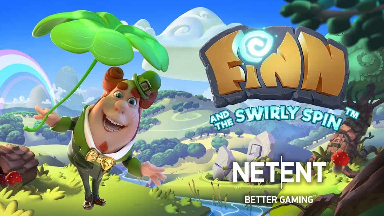 Gokken op Finn and the Swirly Spin videoslot