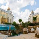 Galaxy Macau Casino andere zijde