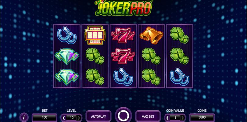 Joker Pro™ videoslot