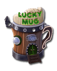 Lucky Mug Free Spin Bonus Game