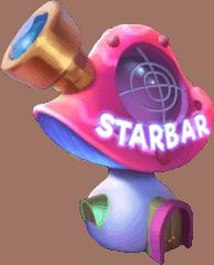 Starbar Free Spin bonusgames
