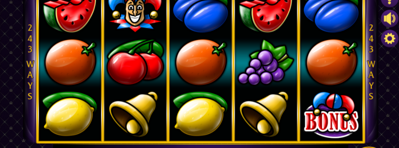 All Ways Joker Fruitautomaat