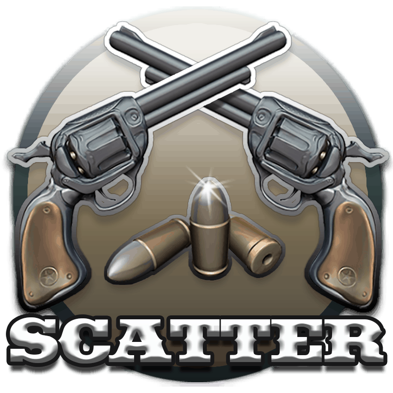 Dead or Alive scatter symbool