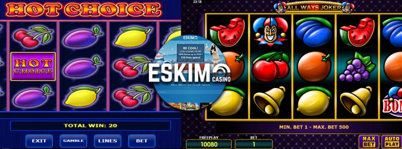 Eskimo Casino slots