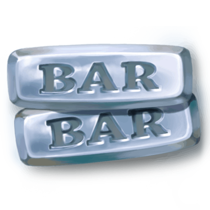 Double Bar Zilver