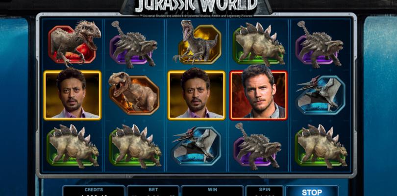 Jurassic World videoslot