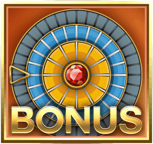 Mega Fortune Dreams Bonus Symbool