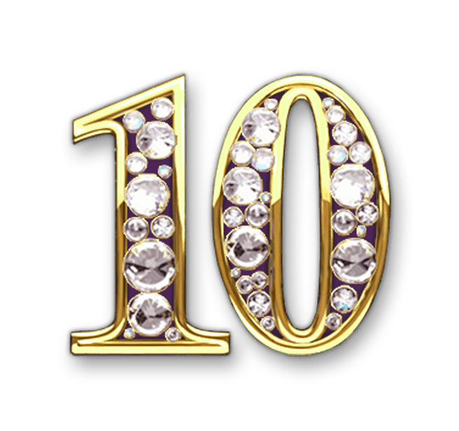 Tien symbool