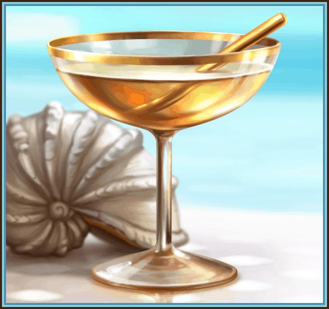 Cocktail Symbool
