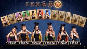 Playboy Gold Match Bonus