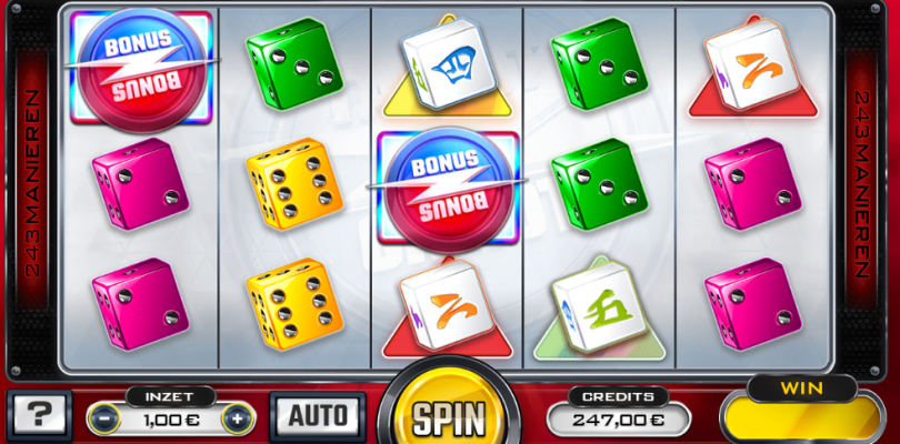 Take it or not – Dice Slot