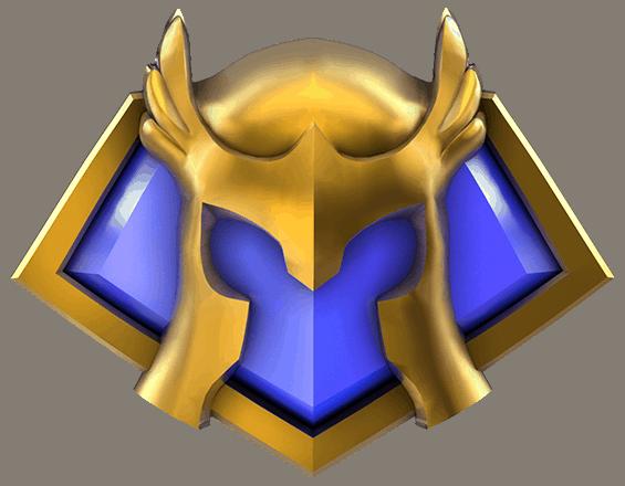 Archangels Videoslot Helm Symbool