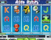 Alien Robots videoslot review