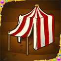 Arabian nights videoslot - Tent symbool