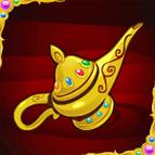 Arabian Nights videoslot - Scatter symbool