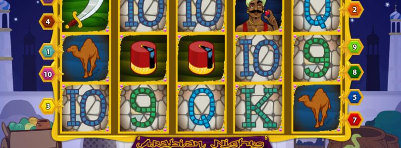 Arabian Nights gokkast jackpot