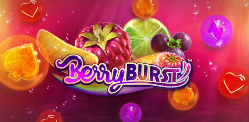 Berryburst video slot review