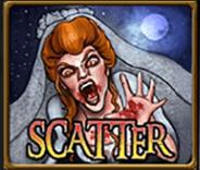 Bloodsuckers videoslot Scatter Symbool
