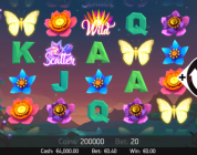 Butterfly Staxx video slot
