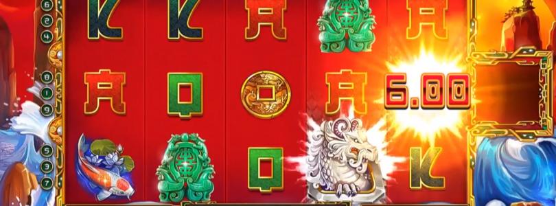 Dragon Kings video slot