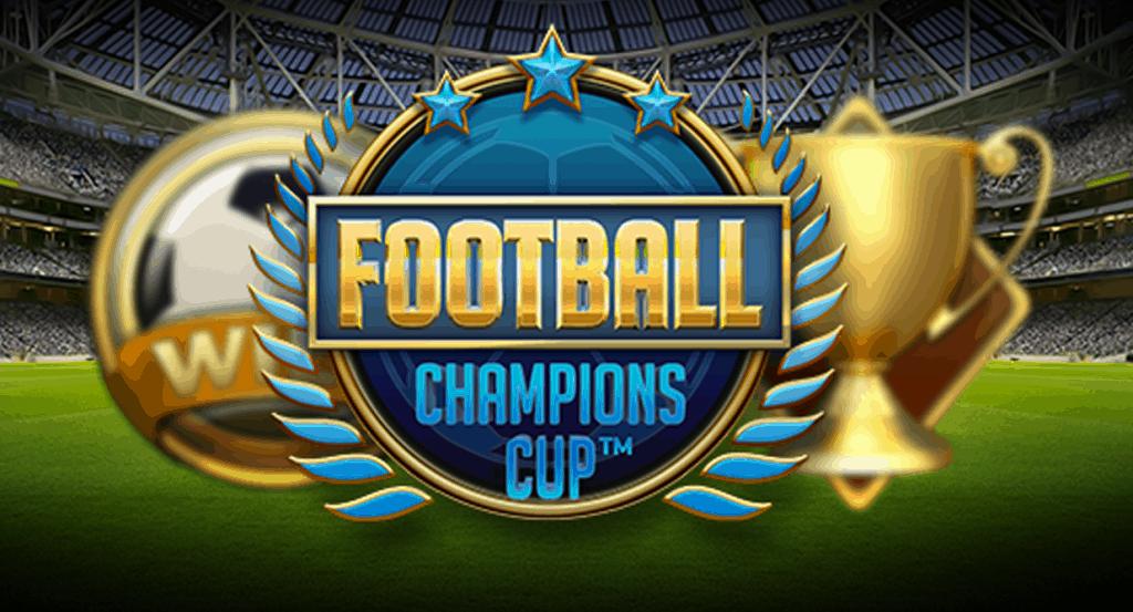 Football: Champions Cup gokkast