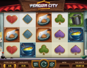 Penguin City videoslot