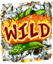 Sizzing Spins video slot Wild Symbool