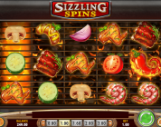 Sizzling Spins videoslot