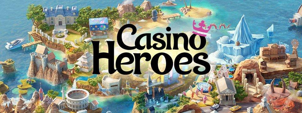 Casino Heroes beoordeling