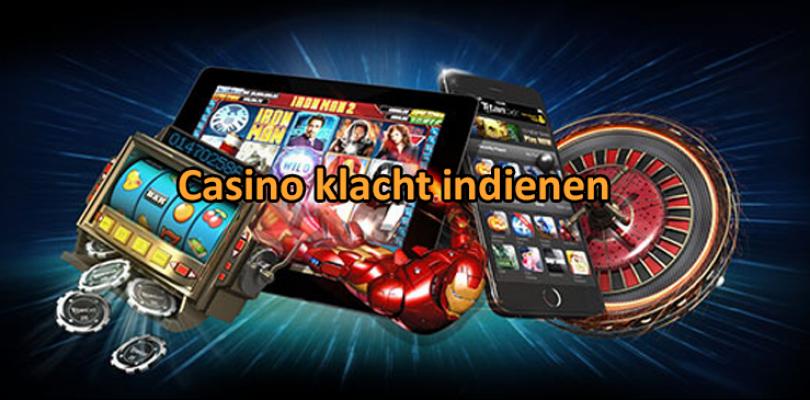 Casino klachten