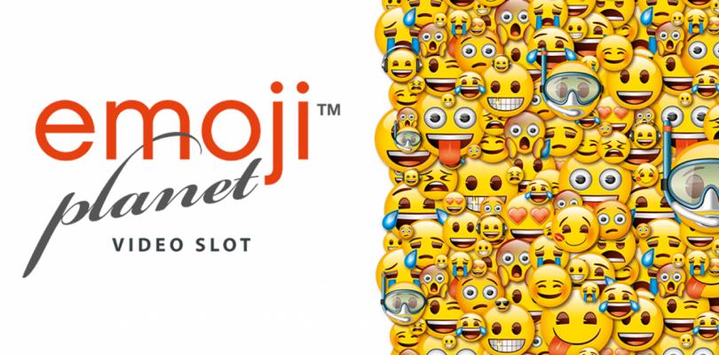 Emoji Planet video slot gokkast