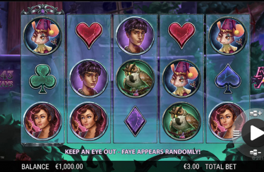 Ever After video slot
