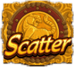 Exotic Cats video slot Scatter symbool