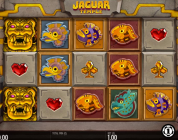 Jaguar Temple video slot gokkast