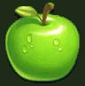 Jammin Jars video slot gokkast appel symbool