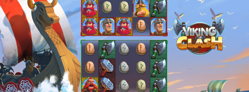 Viking Clash video slot review