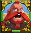 Viking Clash video slot gokkast - Viking 2 symbool
