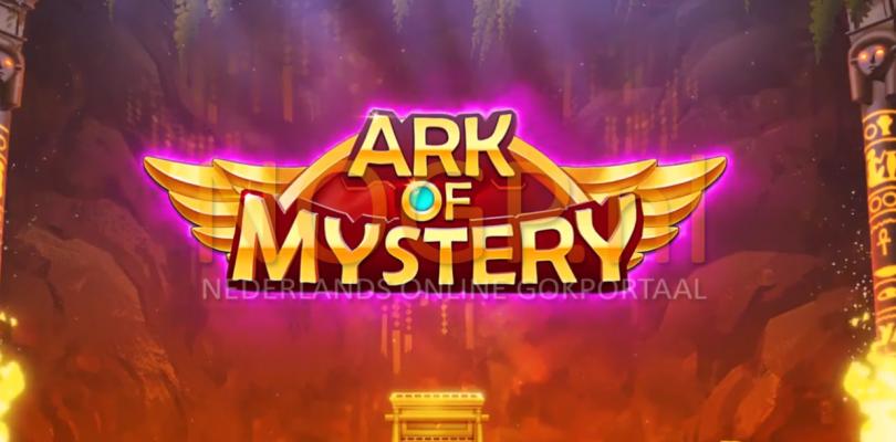 Ark of Mystery video slot