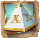 Ark of Mystery gokkast Piramide symbool