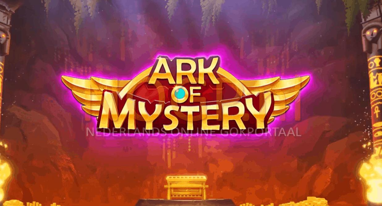Ark of Mystery video slot van Quickspin