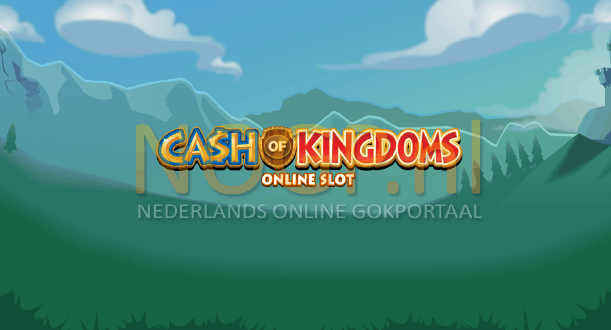 Cash of Kingdoms video slot van Microgaming