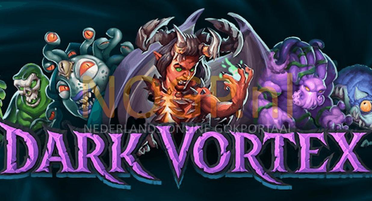 Dark Vortex video slot van Yggdrasil