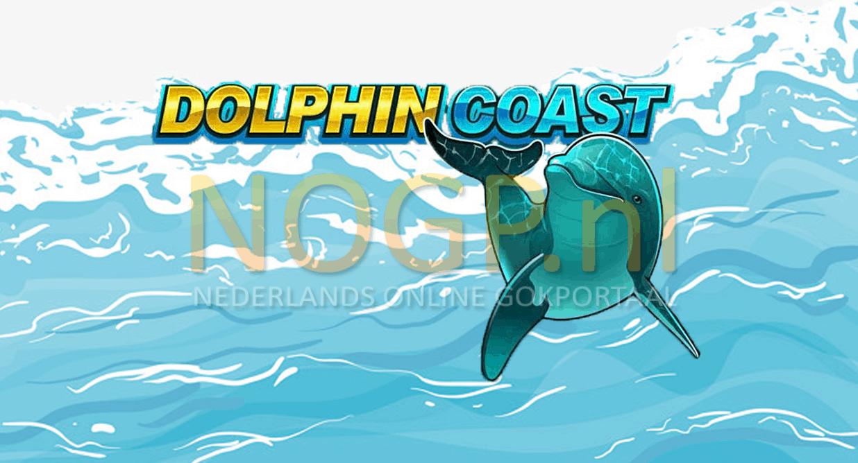 Dolphin Coast video slot van Microgaming