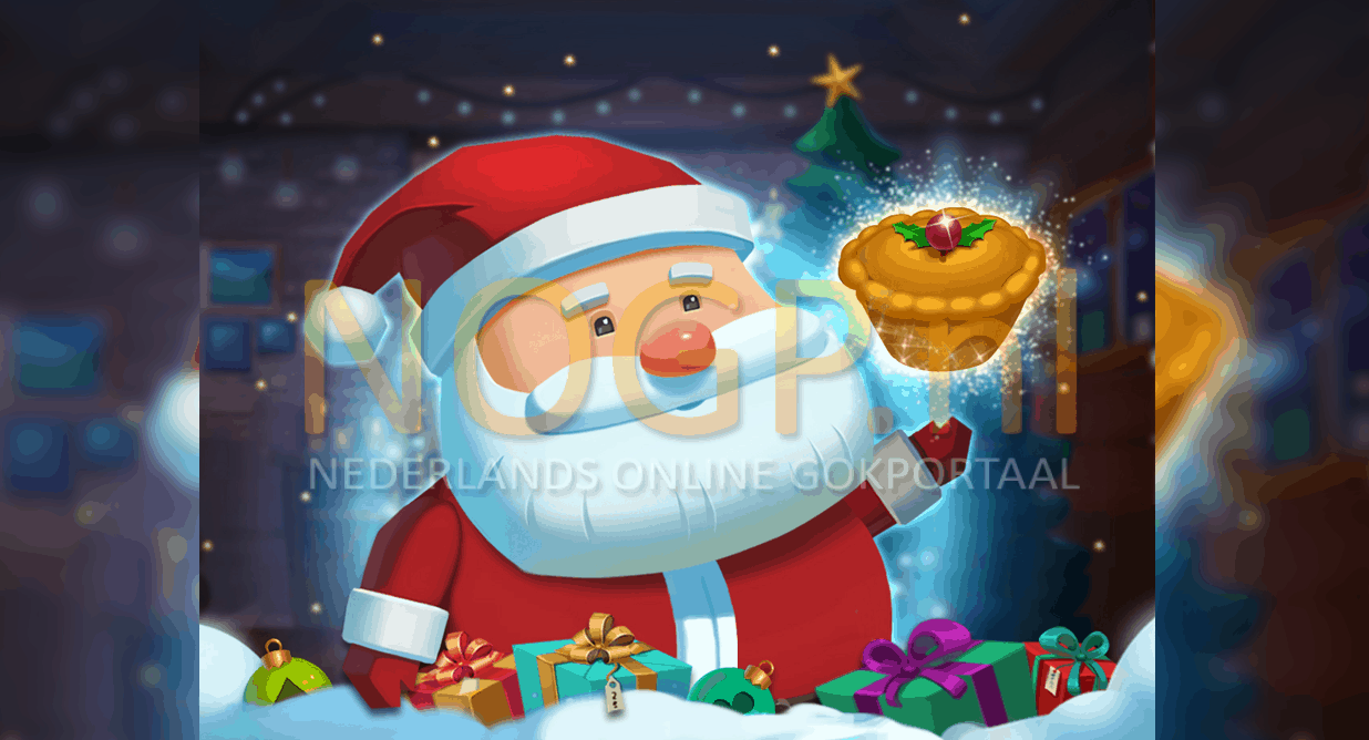 Fat Santa video slot van Push Gaming