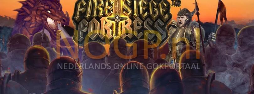 Fiere Siege Fortress video slot