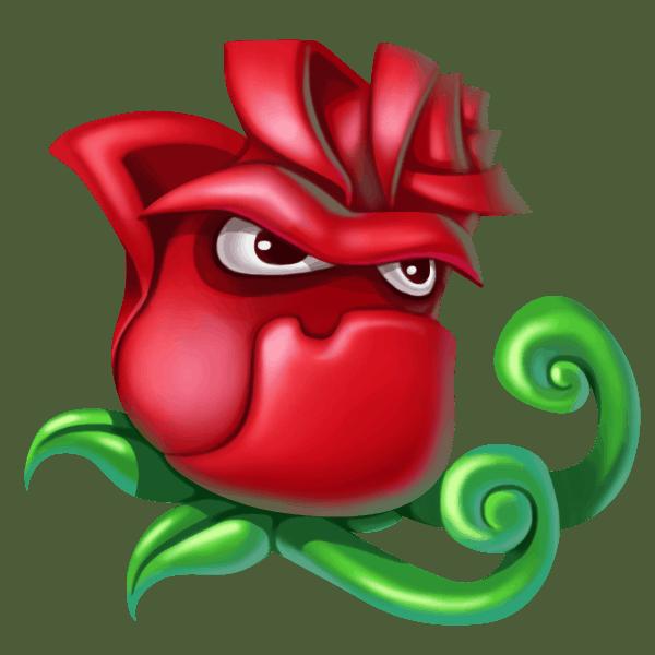 Flowers video slot gokkast - Tulp symbool