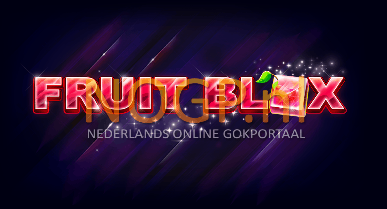 Fruit Blox video slot van Red Tiger Gaming