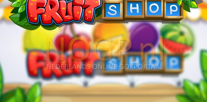 Fruitshop video slot gokkast